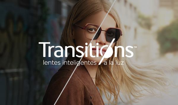 Transitions Tus lentes